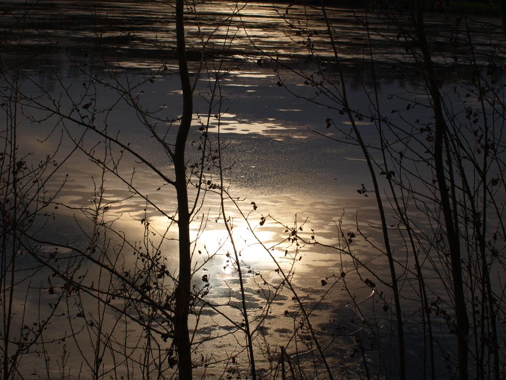 Sonne über Weißensee