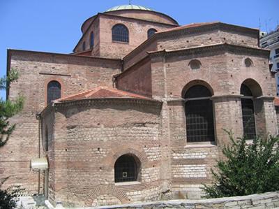 Thessalonicher - Agia Sophia
