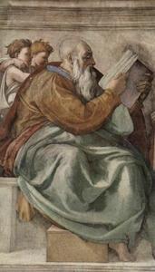 Michelangelo-Sixtinische Kapelle