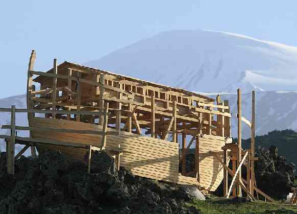 Bau einer Arche