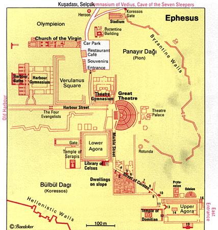 das alte Ephesus