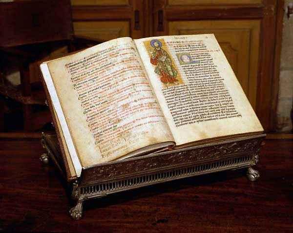Jakobus- Codex Calixtinus